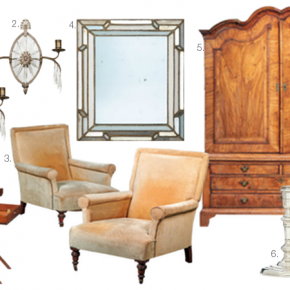 Auction Edit: Christie's Interiors, London South Kensington, 15 May 2012, Sale 6027