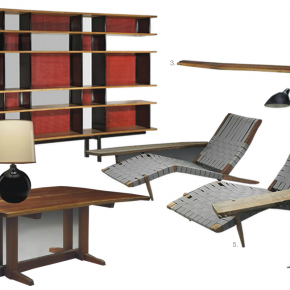 Auction Edit: Christie's New York: Important 20th Century Decorative Art and Design, 14th June 2012