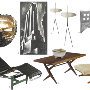 Auction Edit: Sotheby's New York: Important 20th Century Design